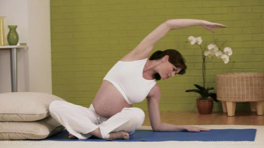 Prenatal yoga linked to improved birth outcomes