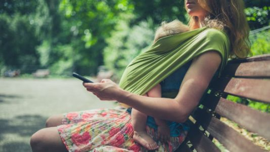 Cell Phones Aren't The Reason Parents Ignore Their Kids - This Is