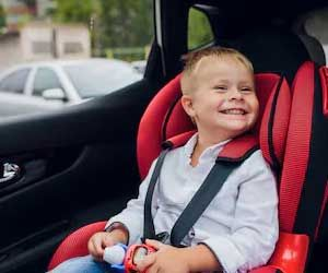 Letting Your Child Sleep in a Car Seat When Not Traveling is Risky