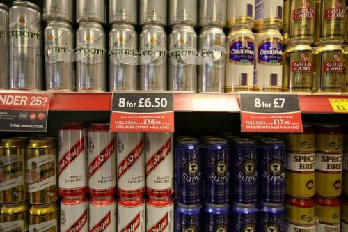 The end of cheap cider and beer in Wales: AMs vote to impose a minimum price for alcohol
