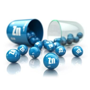 Zinc Supplementation Beneficial for Acne Patients