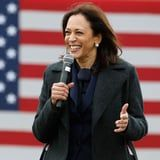 A Stationary Bike and Water Bottle Weights: How Kamala Harris Works Out in 2020