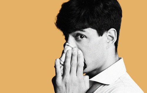 Why Your Nose Runs When You're Trying to Poop
