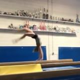 MyKayla Skinner's New Beam Skill Proves How Un-Flipping-Believable Gymnastics Can Be
