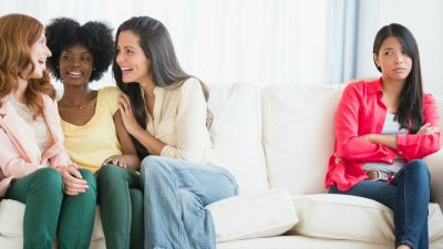 Unspoken: Do You Defend Your Friends When Other People Talk About Them?