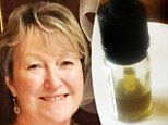 MP's assistant, 69, claims she 'cured' her advanced breast cancer with cannabis oil