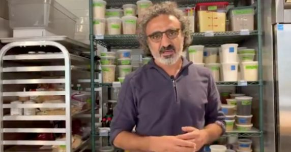 Chobani CEO Pays Off District's Lunch Debt So Kids Don't Have To Eat Jelly Sandwiches