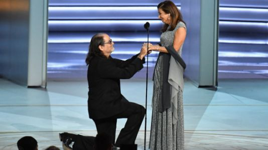 Here's The Emmys Engagement Everyone's Talking About