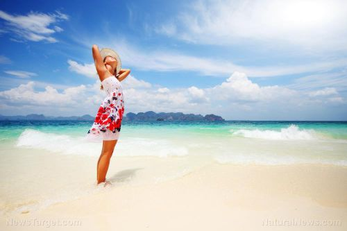Bon voyage! Study suggests taking vacations helps boost heart health