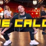 "This Dance Routine to J Balvin's ""Que Calor"" Is the Upgrade Your Cardio Workouts Need"