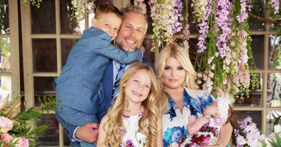 Jessica Simpson Just Shared Pics Of Baby Birdie And Her Cheeks Will Make You Ovulate