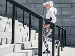 Study shows climbing up stairs helps counter the menopause