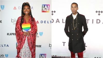 Did Brandy Split From Her New Man? 9 Other Times She's Tried Her Hand At Love