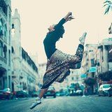 19 Stunning Photos of Ballerinas in the Streets of Egypt