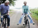 Over 80% of older Americans feel good about their health