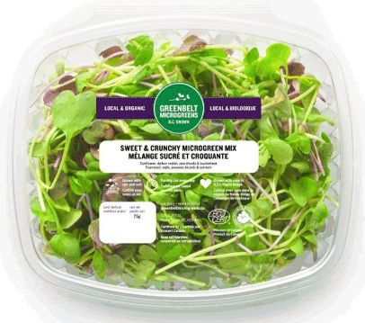 Greenbelt Greenhouse recalls microgreens Listeria risk