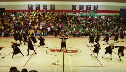 High School Dance Team's Harry Potter-Themed Performance Will Blow You Away