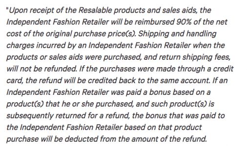 LuLaRoe Just Changed Its Return Policy And Surprise! - Consultants Are Screwed
