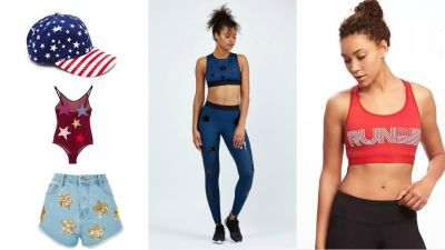12 Ways To Wear Your Love For The 4th