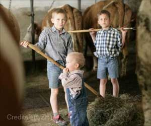 Here's How Farm Animals Protect Children from Asthma and Allergies