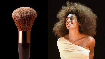 Sorry Powder Foundation Lovers, Solange's Makeup Artist Says Put The Compact Away For Summer
