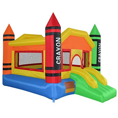 The Best Bounce Houses You Can Buy For Party Time! Excellent!