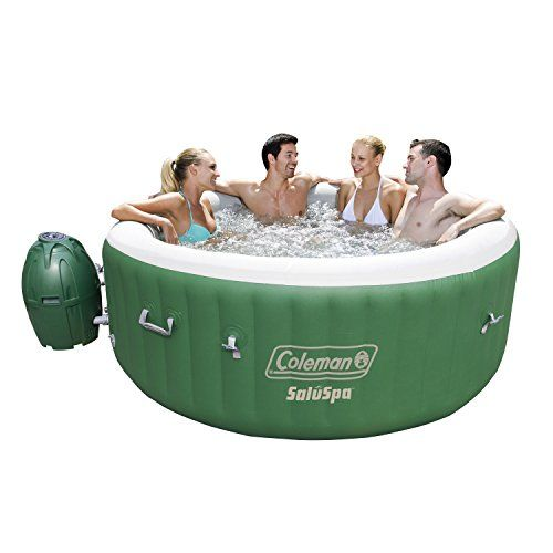 People Are Obsessed With This No-Hassle Inflatable Hot Tub You Can Buy Online