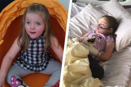 The heartbreaking life of little girl who has 500 seizures a day and is unlikely to see her 18th birthday