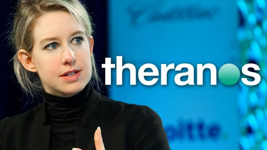 """CLAIM: Feminist tech leader completely faked the """"science"""" of now-discredited Theranos scheme"""
