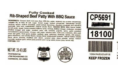 Another 60 tons of beef products recalled; plastic bits this time