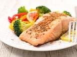 Eat oily fish twice a week to cut the risk of clogged arteries
