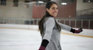 It's Never Too Late to Learn How to Ice Skate