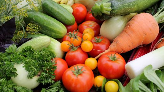 Eat more veggies and fish! Compound found in both promotes heart health