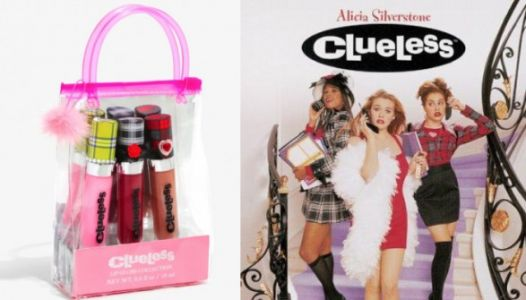 This Adorable 'Clueless' Lip Gloss Will Have You Totally Buggin'
