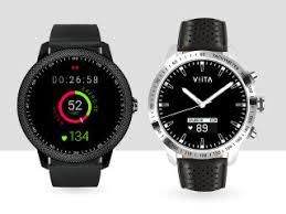 The VIITA Smartwatch: Tracks Your Stress, Performance and Health by AI