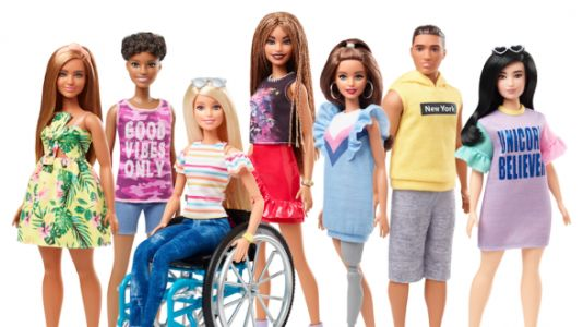 Barbie Now Comes With A Prosthetic Leg And A Wheelchair