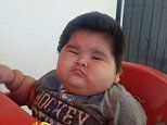 Is THIS Mexican boy the world's fattest baby?