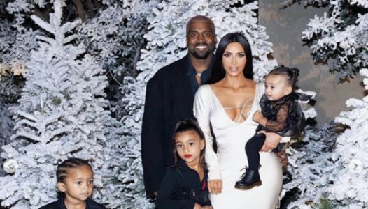 Kim Kardashian Gets Mom-Shamed For Letting North Wear Red Lipstick
