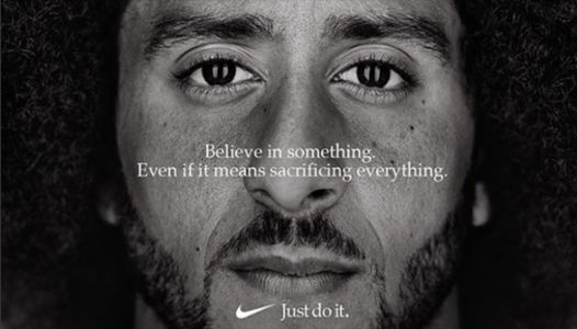 Colin Kaepernick Is The Face Of Nike's New 'Just Do It' Campaign
