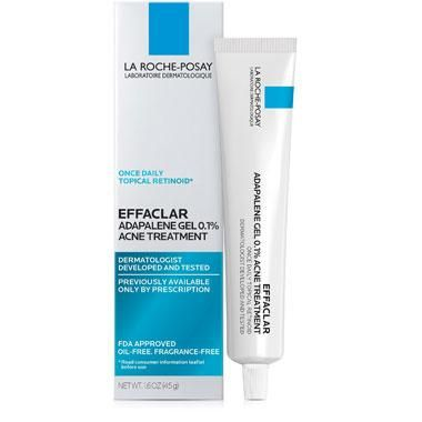 LaRoche-Posay Launches OTC Adapalene Gel and Online Skin Analysis Tool
