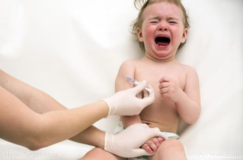 """Paul Offit admits that administering vaccines is """"a violent act"""""""