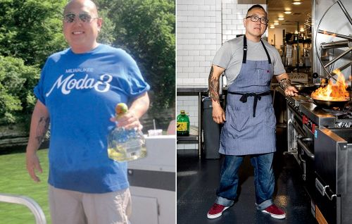 The Exact Diet Changes This Chef Made to Drop 40 Pounds