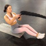 Don't Know How to Use the Battle Ropes? This Full-Body Workout Is a Great Intro