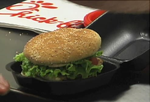 Phthalates Found in Many Fast Foods