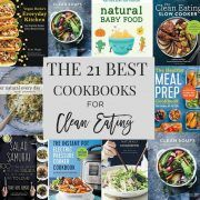 The 21 Best Cookbooks for Clean Eating