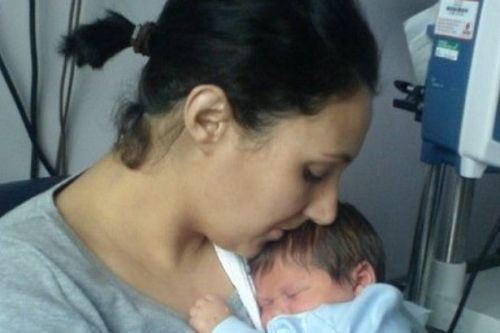 Mum's battle to have her newborn baby diagnosed as having had a stroke