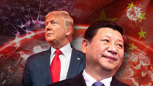 Is it a set-up? Company that Trump teamed with for his social media platform said to have ties to Communist China; 2024 presidential run could be endangered