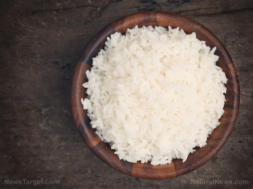 If arsenic is a natural element, should you be concerned about how much is in your rice?