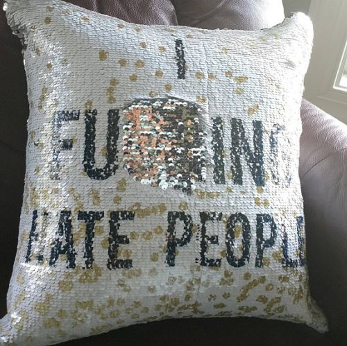 You're Going To Want This Magical Pillow Right F*cking Now