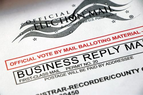Yes, Your Vote Counts - Here's How To Do It By Mail